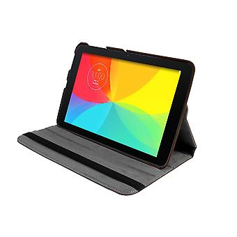 PU Leather Case 360 Rotating for LG G Pad V700 10.1