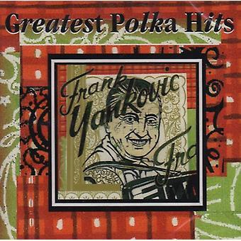 Frank Yankovic - Greatest Polka Hits [CD] USA import