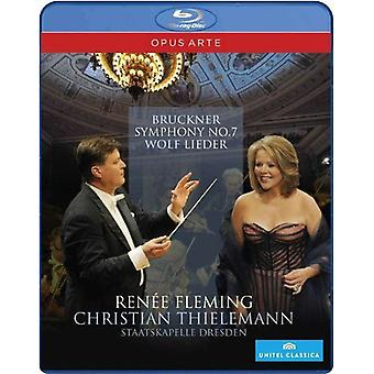 Lieder/Symphony 7 [BLU-RAY] USA import