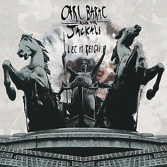 Carl Barat & the Ja - Let It Reign [CD] USA import