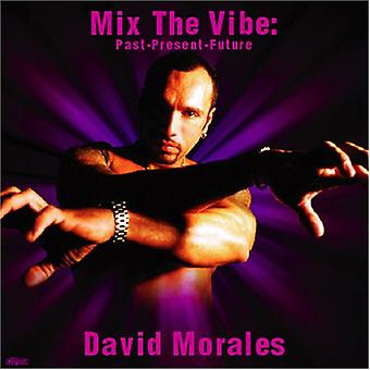 David Morales - Mix the Vibe-Past-Present-Future [CD] USA import