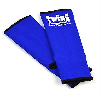 Twins special blue ankle supports