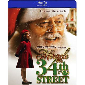Miracle on 34th Street (1994) [BLU-RAY] USA import