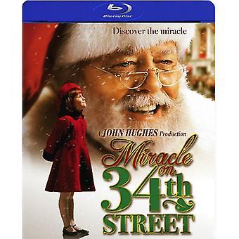 Miracle on 34th Street (1994) [BLU-RAY] USA tuonti