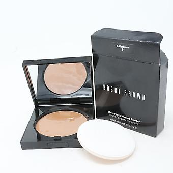 Bobbi Brown Sheer Finish Pressed Powder  0.38oz/11g New With Box