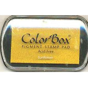 Clearsnap ColorBox Pigment Muste Täysikokoinen auringonkukka