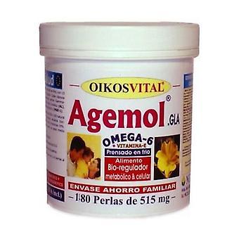 Agemol Omega-6 180 softgels