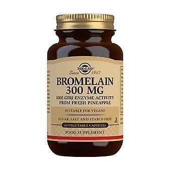 Bromelain 60 capsules