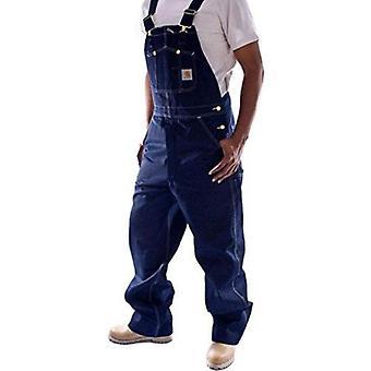 Carhartt האינדיגו ג'ינס מכנסי r08