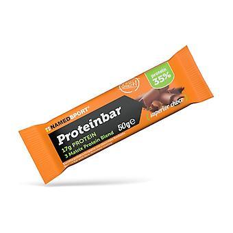 Proteinbar superior collided 1 bar of 50g (Chocolate)
