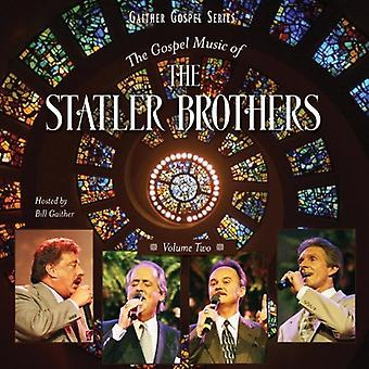 Statler Brothers - Statler Brothers: Vol. 2-Gospel Music [CD] USA import