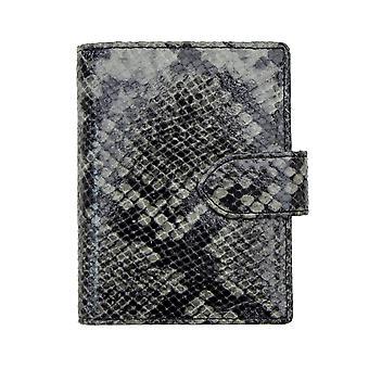 Primehide Kvinnors Läder Plånbok RFID blockering liten handväska korthållare 5552