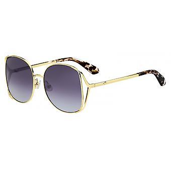 Sonnenbrille Damen  Emylee  gradient gold/violett