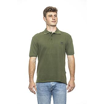 Vrd. militare military muscle fit men's polo shirt