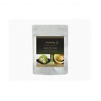 Clearspring - Org Matcha Green tea Premium 40g