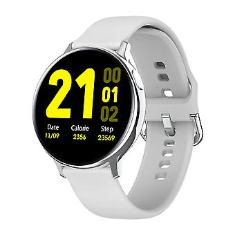 Torntisc Sport Smartwatch Smartband Smartphone Fitness Activity Tracker Watch iOS / Android White
