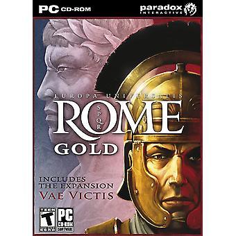 Europa Universalis Rome Gold PC DVD Game