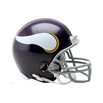 Riddell VSR4 Mini Jalkapallokypärä - Minnesota Vikings 1961-79