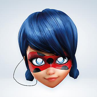 Miraculous Lady Bug Party Mask