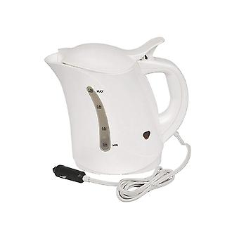 Hyfive car travel camping kettle 12v with car cigarette lighter plug