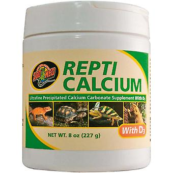 Zoo Med Repti Calcio Con D3 (Reptiles , Food Supplements)