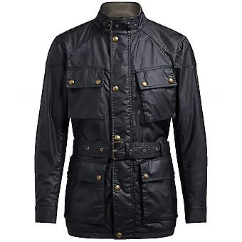 Belstaff Waxed Cotton Trialmaster Jacket
