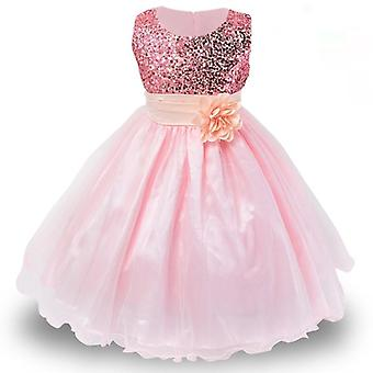 Cotton Teenagers Dress, Wedding Party Princess Dresses