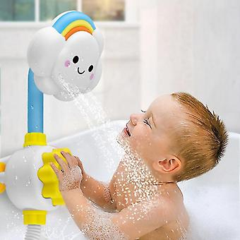 Sprinkling Bath - Baby Water Game - Faucet Shower Spray Toy
