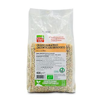 Organic Hulled Buckwheat - Compostable Packaging None