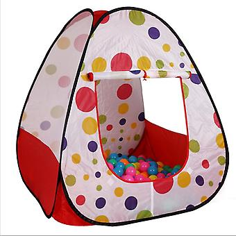 Children's House Tent Toy Play House Baby Indoor And Outdoor Bobo Ball Ocean Ball Pool Foldable