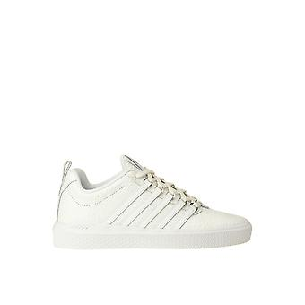 K-swiss Ezgl612001 Women's White Leather Sneakers