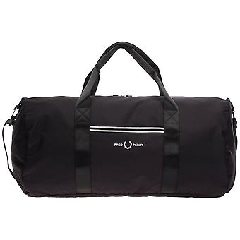 Fred Perry Black Men's Travel Bag
