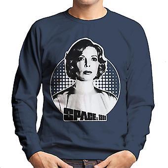 Space 1999 Helena Russell Men's Sweatshirt
