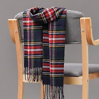 Warme vrouwelijke sjaal, mannen sjaal
