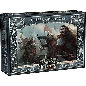 Umber Greataxes Ice and Fire A Song of Ice & Fire Expansion Pack