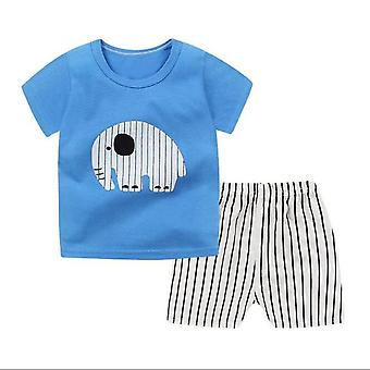 Baby Boys T Shirt And Shorts Design 5