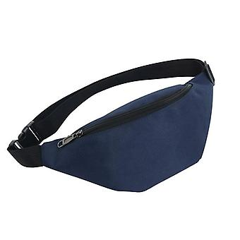 New Fashion Fanny Pack Waterproof Chest Handbag, Hip Purse