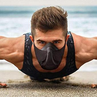 Oxygen Barrier Mask Fitness Running Plateau Riding Training High Altitude