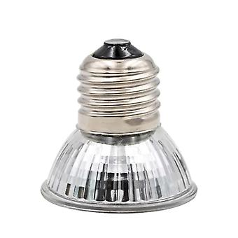 Reptile Heating Lamp Turtle Lizard Reptile Bulb Emitter Pets Basking Bird Snake