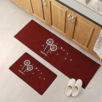 Kitchen Accessories Door Mat Tapete Doormats Carpet Kitchen Bathroom Carpet