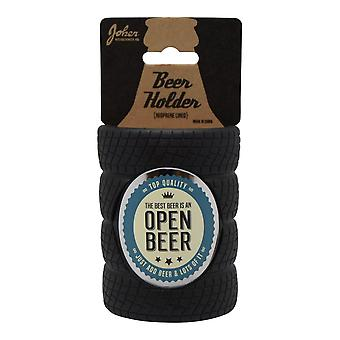Bierhalter Das beste Bier ist ein offenes Bier
