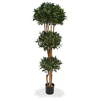 Árvore de Louro Artificial Deluxe 190 cm