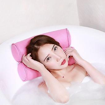 3d Waterproof Sponge Bathtub Bath Pillow