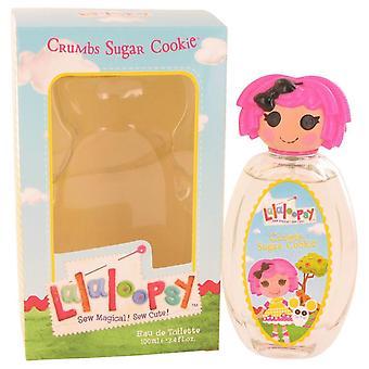 Lalaloopsy Eau De Toilette Spray (Crumbs Sugar Cookie) By Marmol & Son 3.4 oz Eau De Toilette Spray