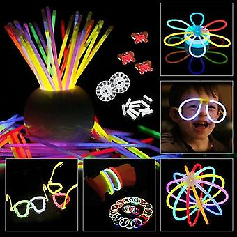 Colorful Glow In The Dark Fluorescence