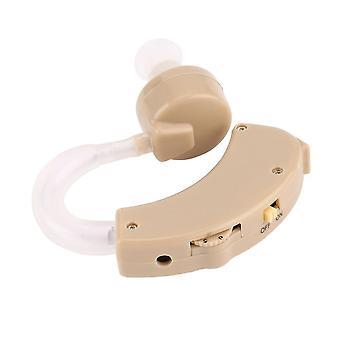 Plastové super mini nastavitelné sluchadla sluchadla ušní zesilovač hlasitosti tón poslouchat sluchadla kit hook v uchu jz-1088a péče o uši