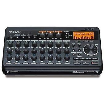 Tascam dp-008ex digitaler Portastudio Multitrack-Recorder