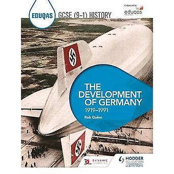 Eduqas GCSE 91 History The Development of Germany 19191991