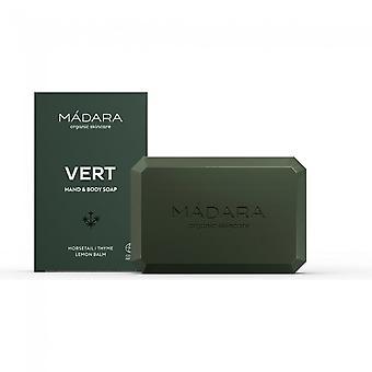 Mádara Jabón Corporal Infusión Vert 150 gr
