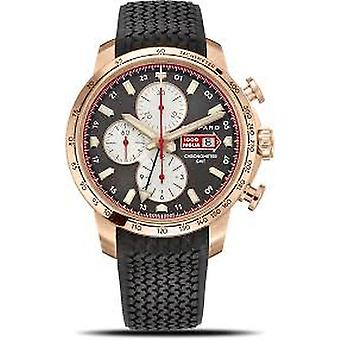 Chopard Mille Miglia 18kt Rose Gold Anthracite Dial Men's Watch 161292-5001